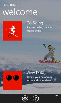 ski or review